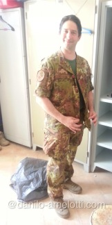 The moment in which I undress the Uniform... June 2014