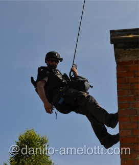 Training Police in Rope access
