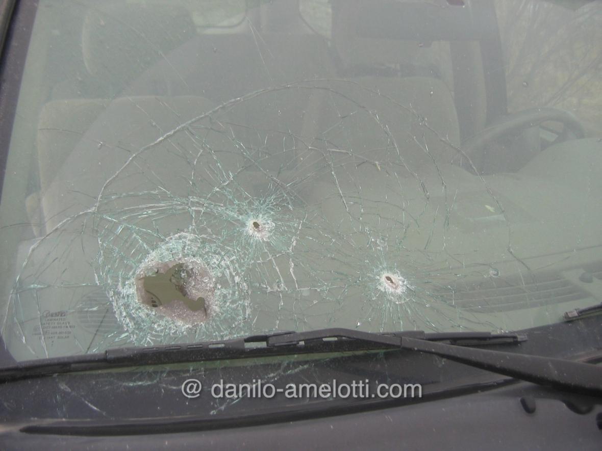 danilo-amelotti.com Iraq fire fight