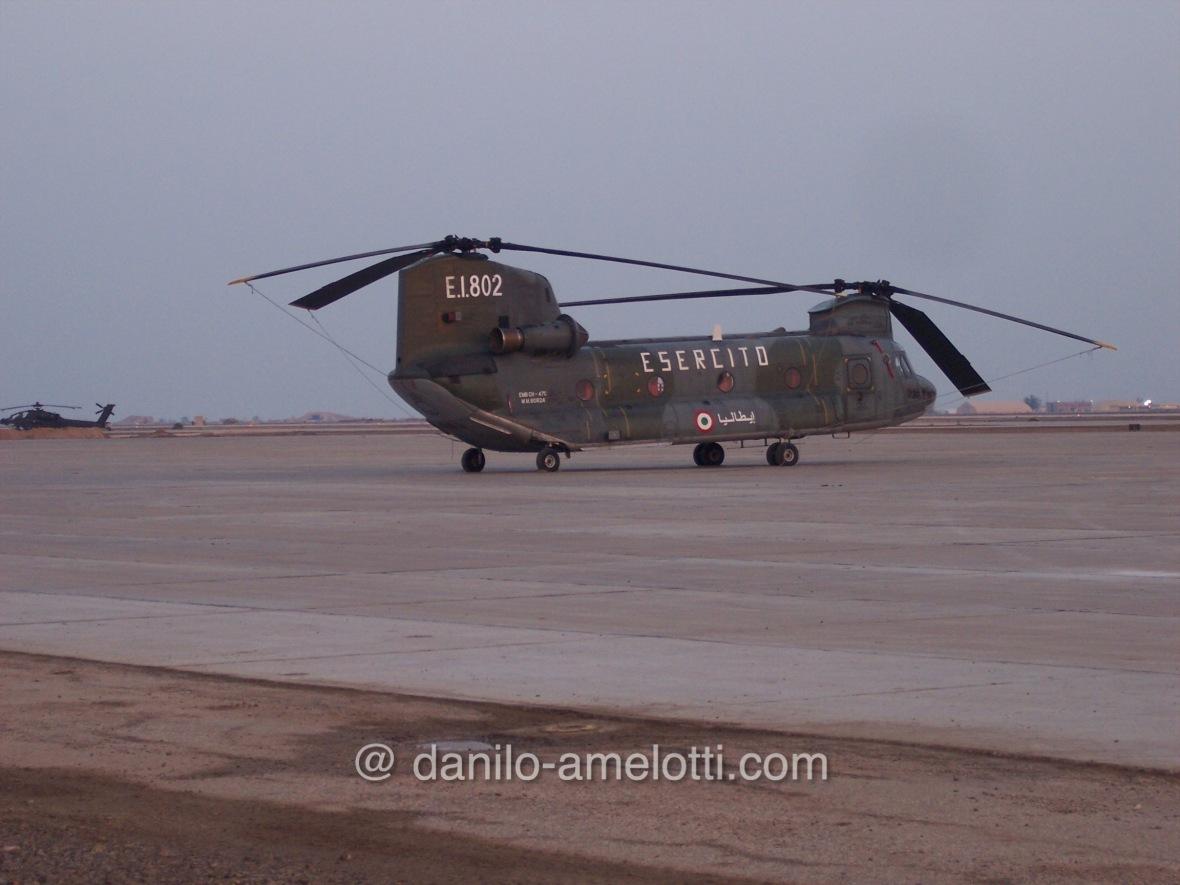danilo-amelotti.com close protection Enduring freedom CH47 12