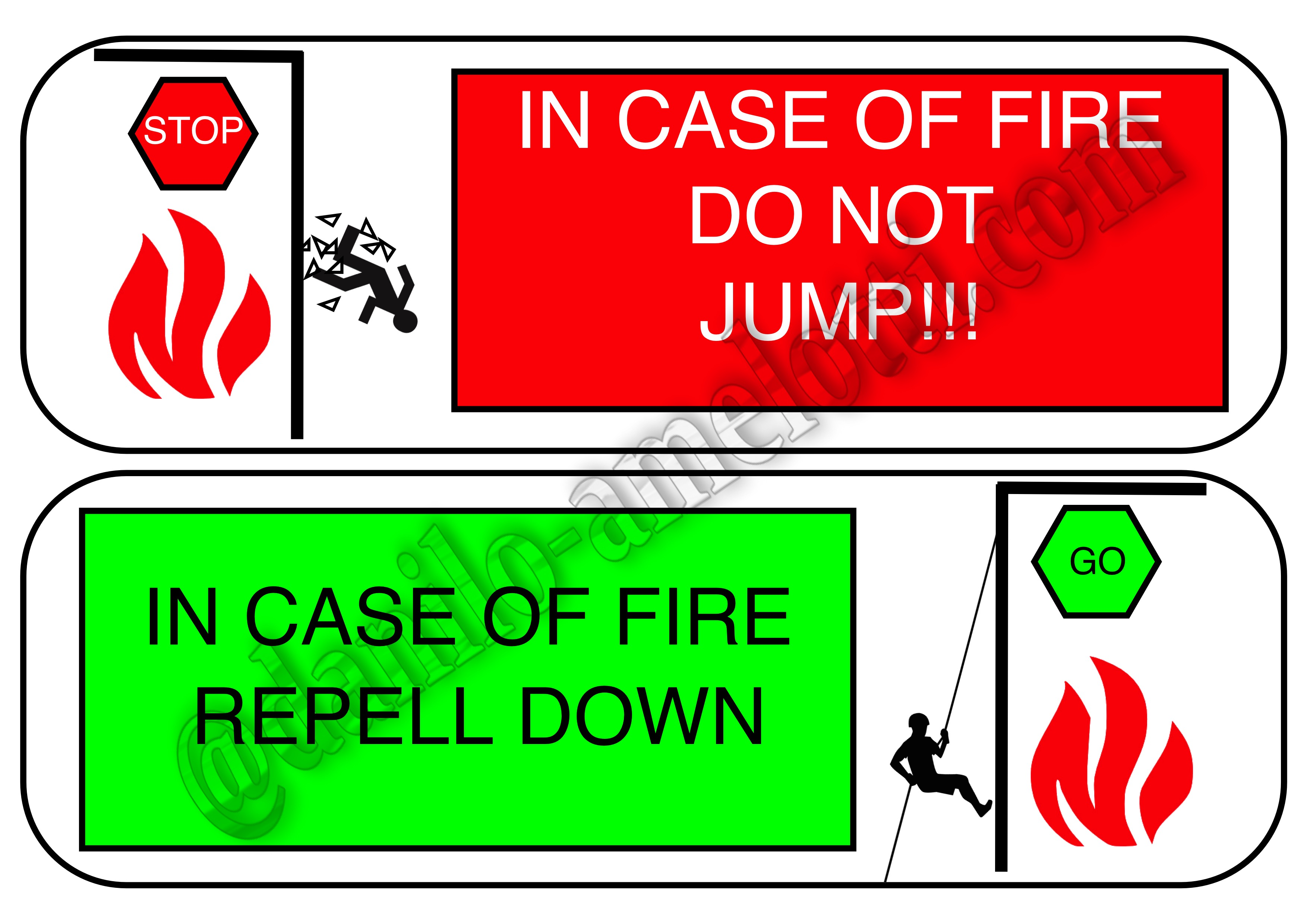 how to play jump in the fire