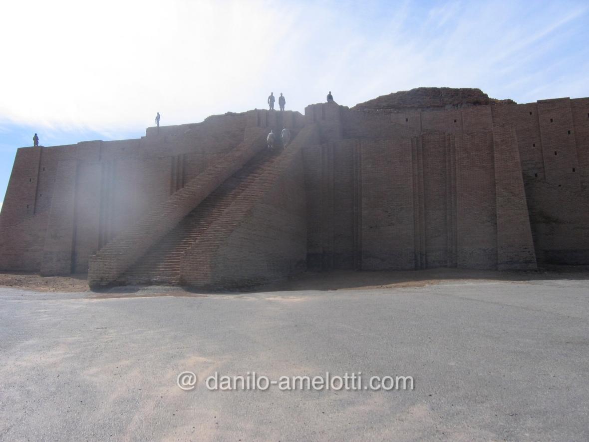 danilo-amelotti.com Iraq close Protection Incursori Zigurat