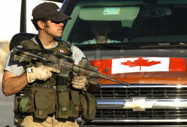 Purtroppo per loro hanno attaccato i reparti speciali canadesi | Qelsi