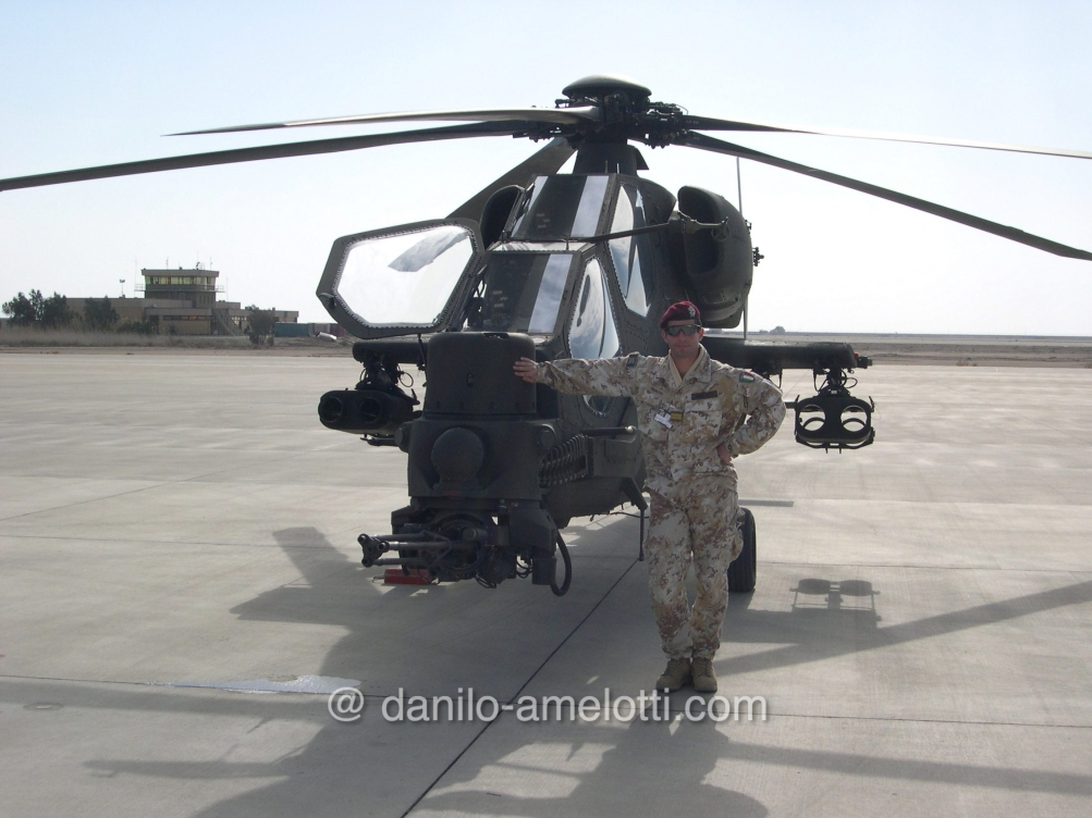danilo-amelotti.com Iraq close Protection Incursori, Mangusta