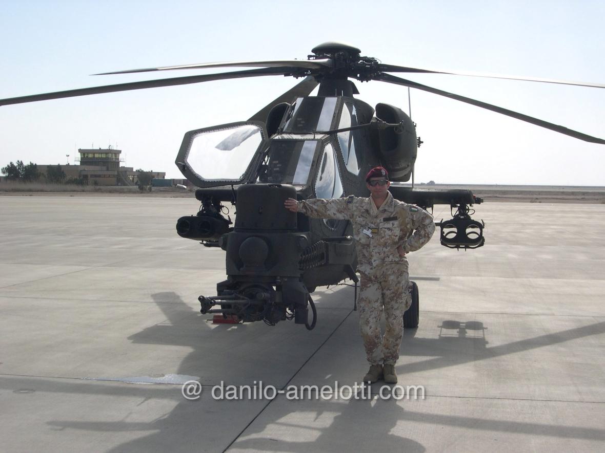 danilo-amelotti.com Iraq close Protection Incursori, Mangusta