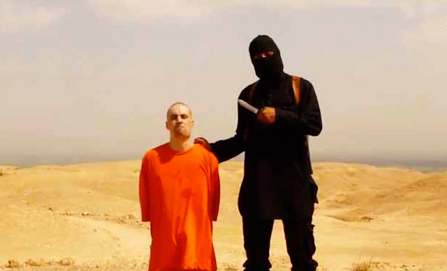 James Foley Islamic State