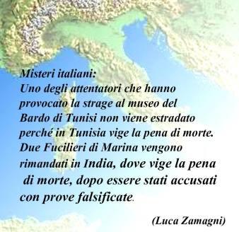 I FUCILIERI DI MARINA TRATTATI PEGGIO DEI TERRORISTI DEL BARDO DI TUNISI! danilo-amelotti.com